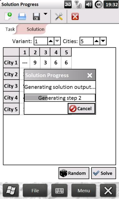 Task Tab (Mobile Version), v0.1 beta 1